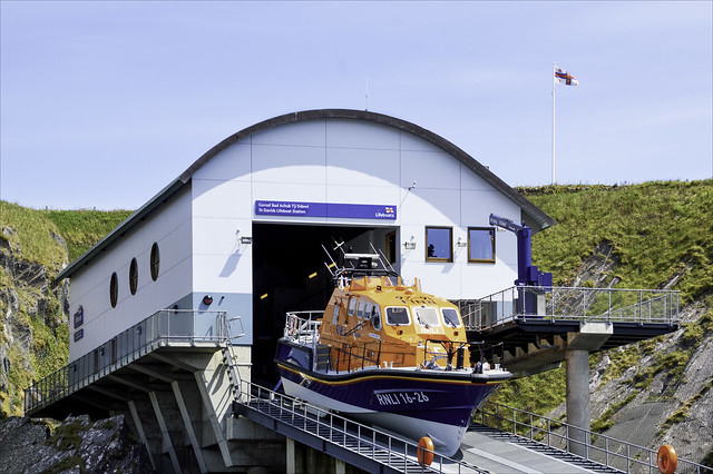 St David s Lifeboat Station