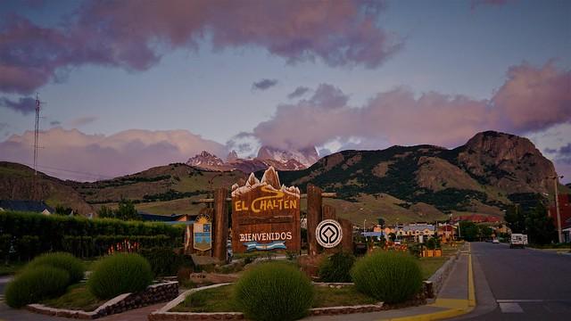 El Chalten-Los Glaciares NP-