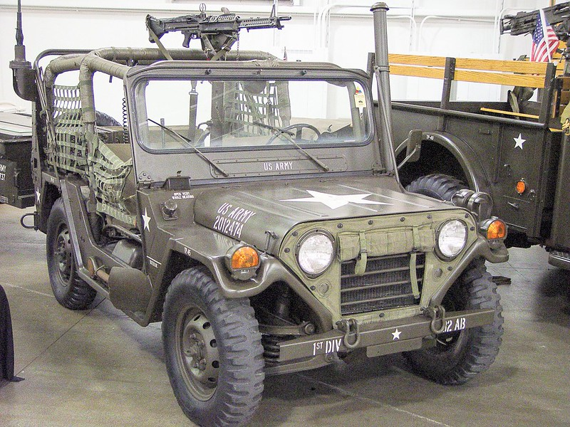 Ford M151 Mutt 2
