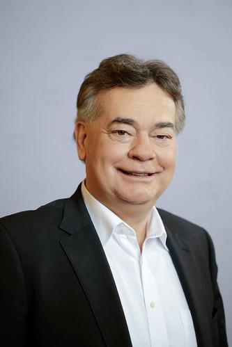 Portraitfotos Bundesminister Werner Kogler