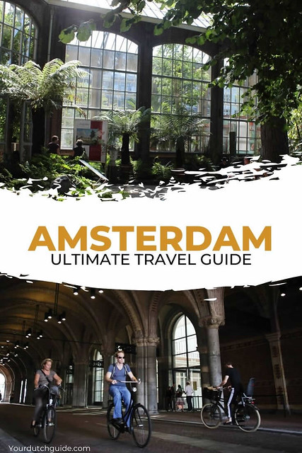Amsterdam, The Netherlands | The Alternative Guide to Amsterdam, The Netherlands