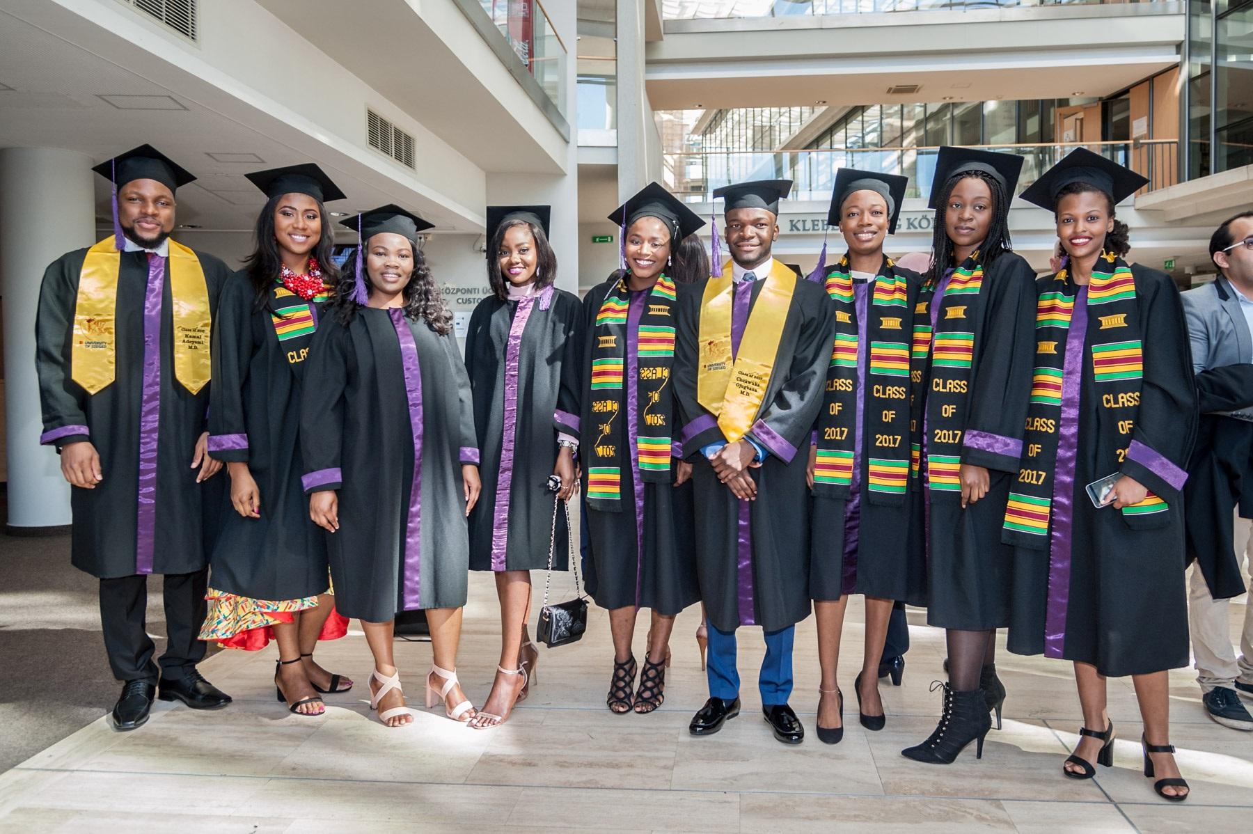 4 ezer külföldi tanul a szegedi egyetemen