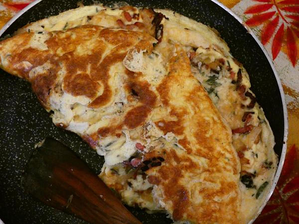 omelette de campagne