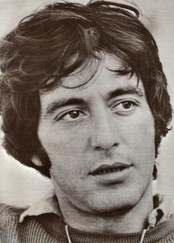 Al Pacino in Scarecrow (1973)