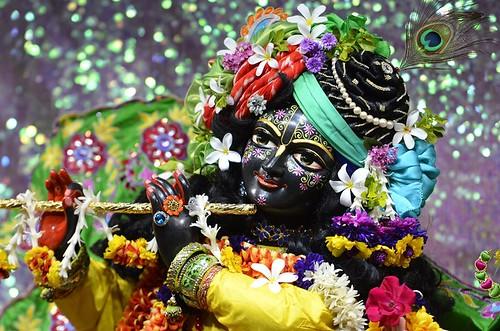 ISKCON Nasik Deity Darshan 08 Jan 2020