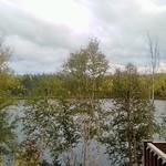 Normandin (Québec) camp des Chutes à l'Ours