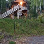 Normandin (Québec) camp des Chutes à l'Ours  (1)