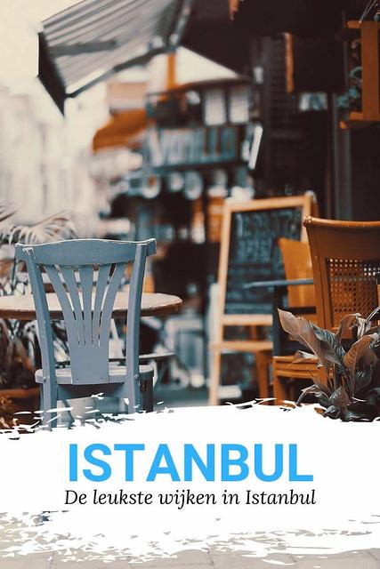 De leukste wijken in Istanbul | 7 leuke wijken in Istanbul