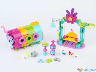 Review: 41256 Rainbow Caterbus