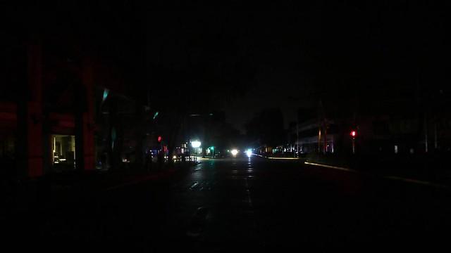 Corte de luz en Guadalcanal