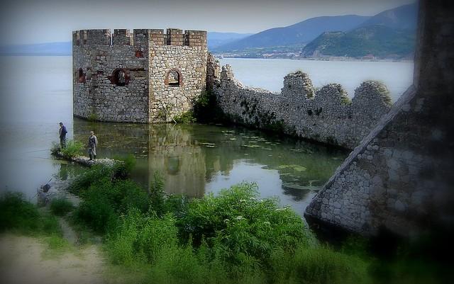Golubac Fortress, Danube River, Serbia