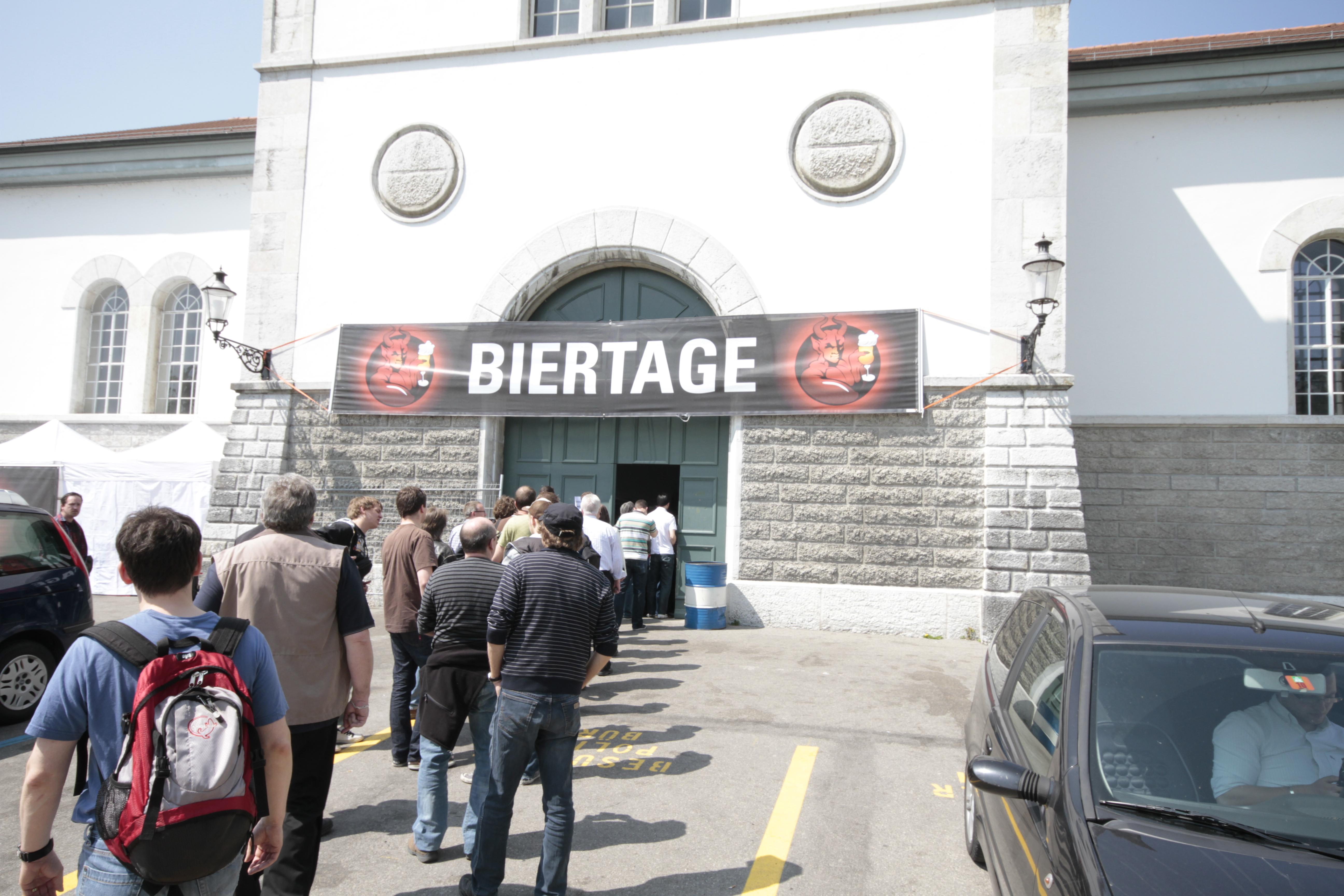 2010 Besuch Solothurner Biertage