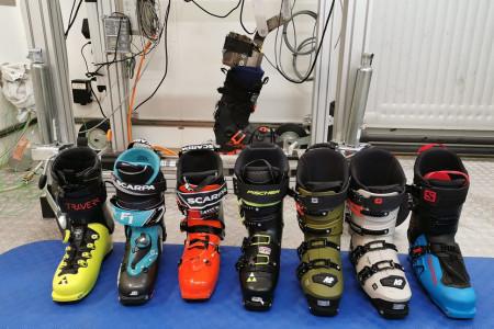Skialpové boty pod lupou: jak se testují?