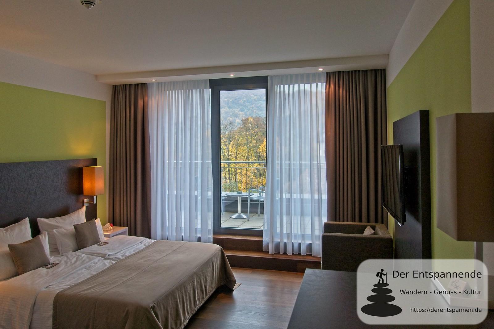 Zimmer im Hotel im Schulhaus (Lorch)