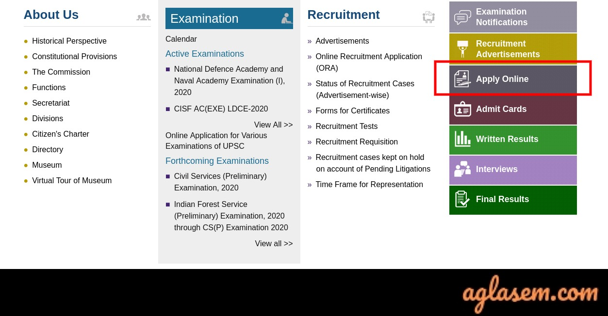 NDA Application Form NDA Application Form 2020: List of Fictitious Candidates Released; Application Process Over Now!