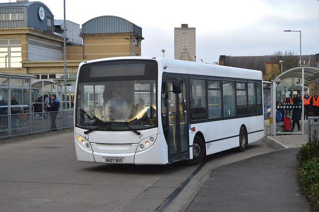 NH07 BUS: Hornsby, Ashby (originally MX58 VGP)