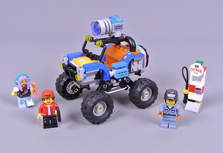 Review: 70428 Jack's Beach Buggy