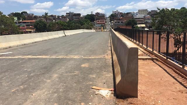 08/01/20. Vila Viva São Tomás / Aeroporto - Ponte. Fotos: Juliana Mota/ PBH