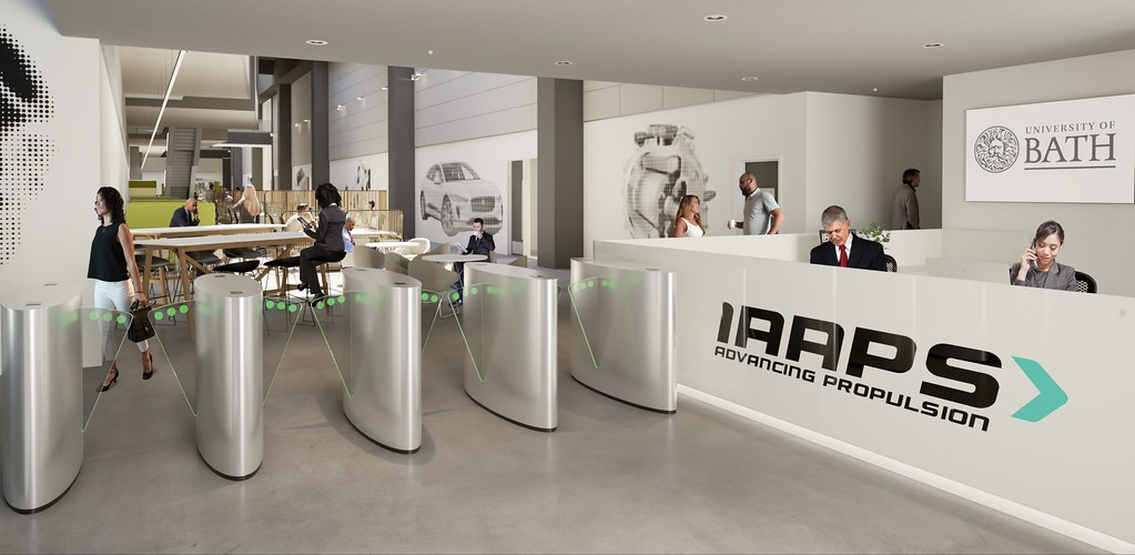 Architects impression of the new IAAPS facility