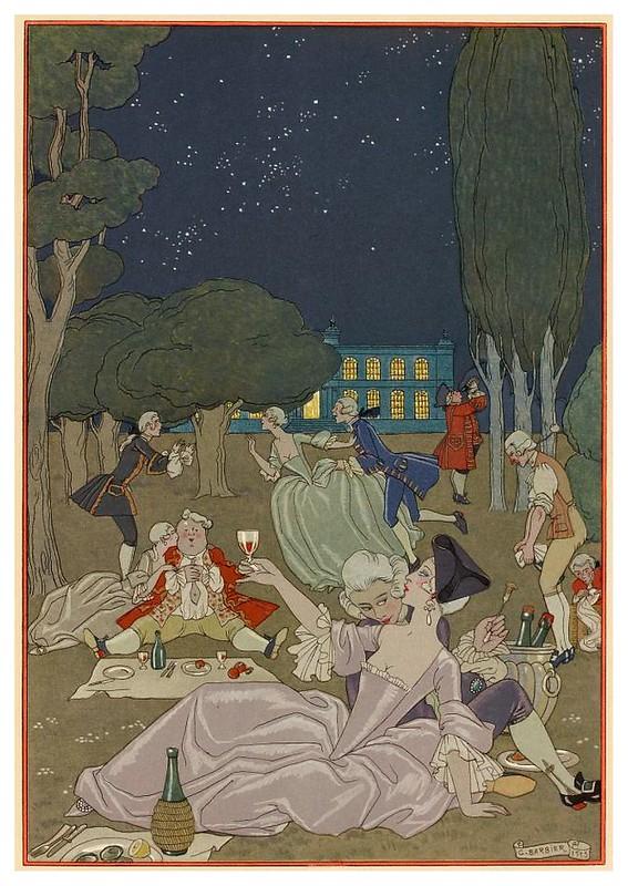 006-En la Hierba-Fêtes galantes. Illustrations de George Barbier-1928-Gallica