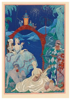 003-Claro de Luna-Fêtes galantes. Illustrations de George Barbier-1928-Gallica | by ayacata7