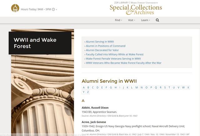 WWII_Spreadsheet