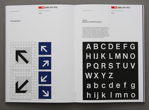 Design Manual for the Swiss Federal Railways, Lars Müller