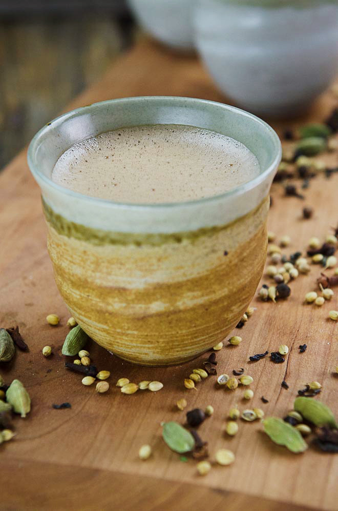 Chai-Butter-Tea