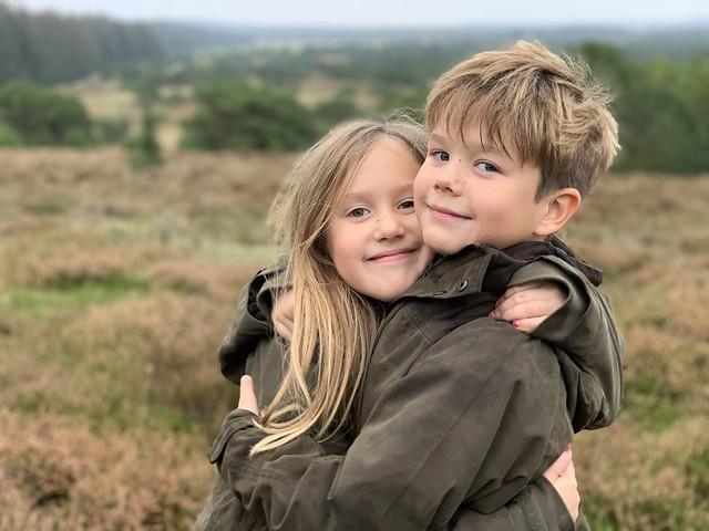 9e verjaardag Prins Vincent en Prinses Josephine van Denemarken