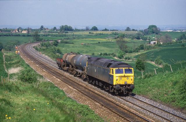 47147 At Upton Scudamore. 10/05/1988.