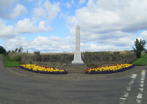 Carmyllie War Memorial