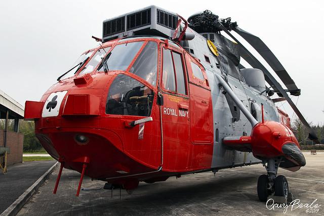 AgustaWestland Sea King HU.5SAR - XV647 - DSoAE