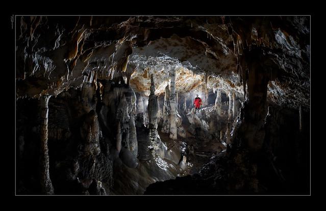 Cueva'l Mazu - Galerías superiores...