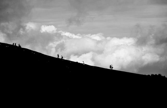escursione (excursion)