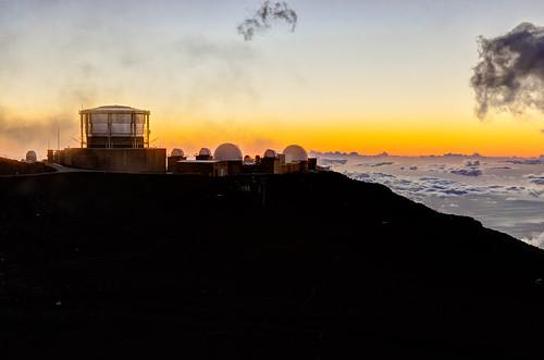 hawaii haleakalavolcano haleakala observatories maui