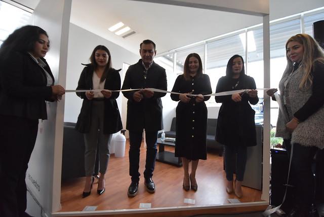 Inauguración Módulo de Lactancia en el Centro Administrativo Tlajomulco