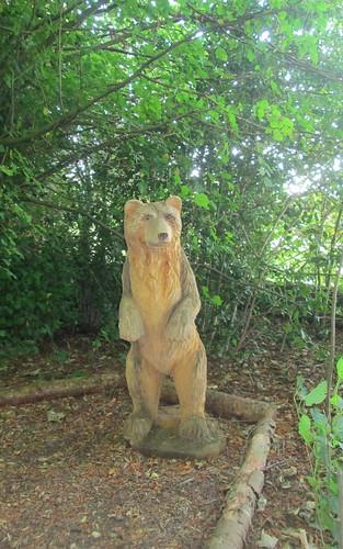 Mummy Bear, Backhouse Rossie Estate