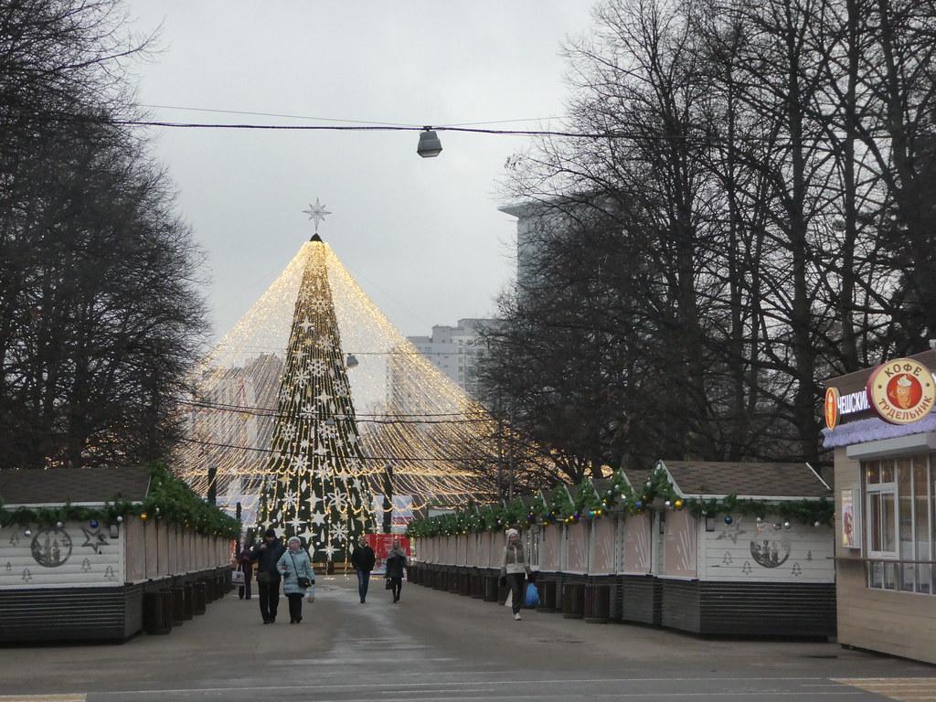 Sokolniki Park, Moscow