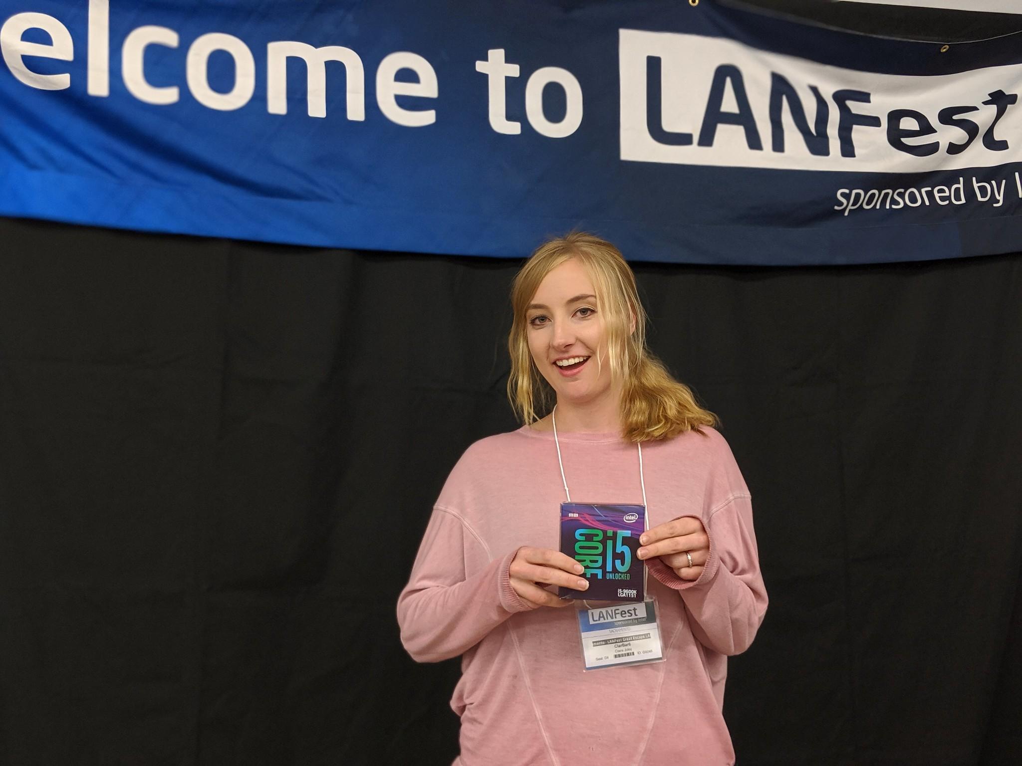 GEL 9 LANFest Intel