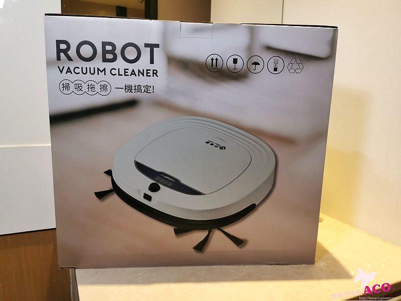 EL伊德爾智能型掃地機器人50