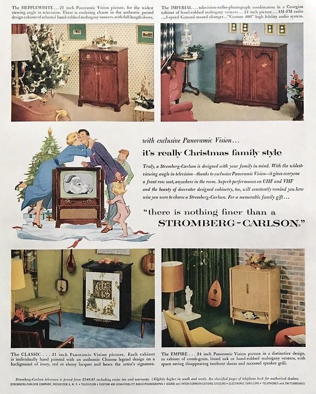Stromberg-Carlson 1953