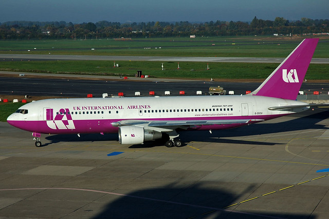 G-CECU (UK International Airlines)