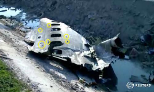 Iran-shot-down-Ukrainian-plane