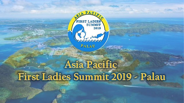 Palau-2019-12-11-Asia Pacific First Ladies Summit Convened in Palau