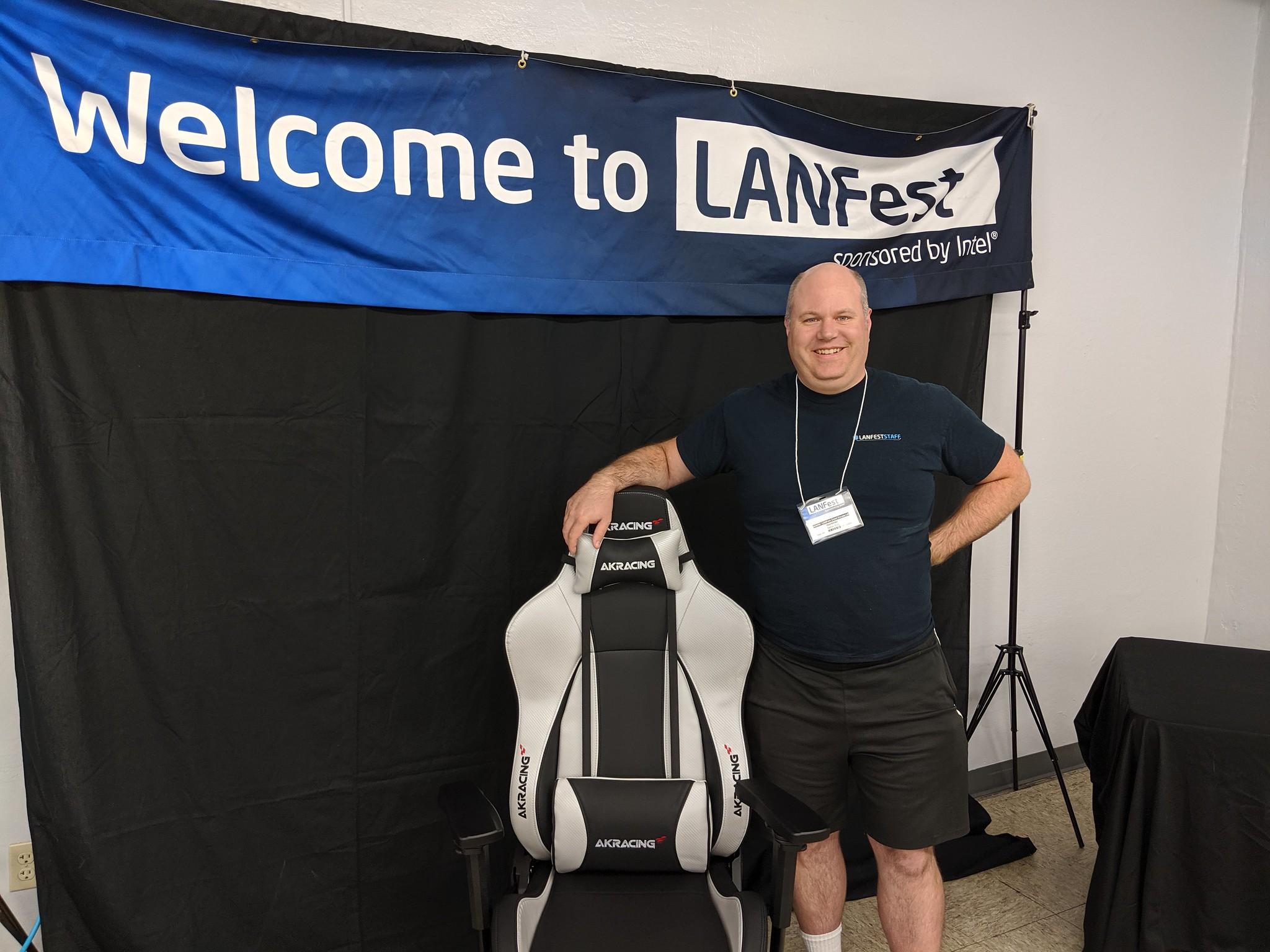GEL 9 LANFest akracing