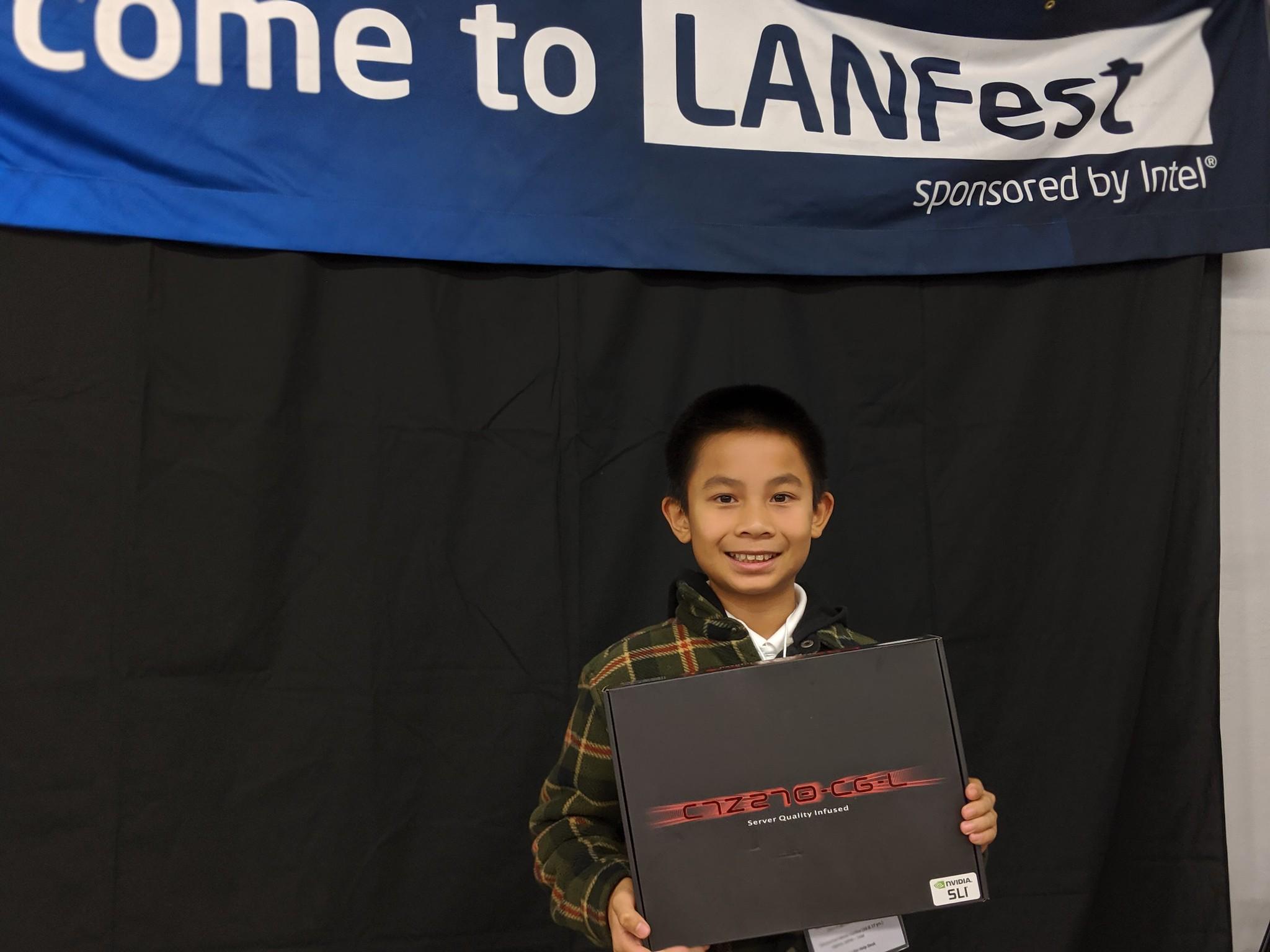 GEL 9 LANFest Supermicro