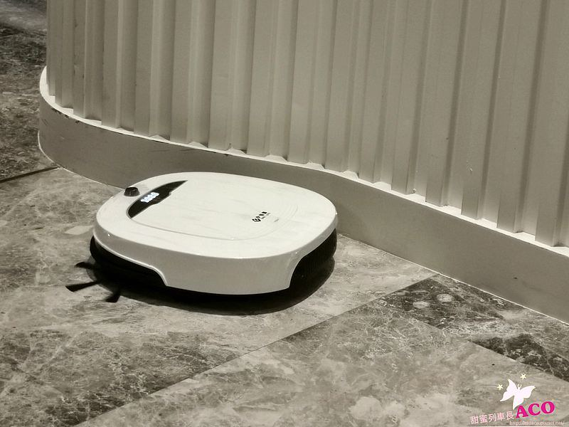 EL伊德爾智能型掃地機器人40