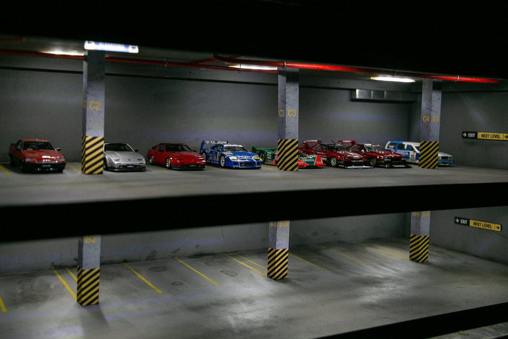 Nissan Richmond Va >> VWVortex.com - 1/43 Scale parking garage diorama