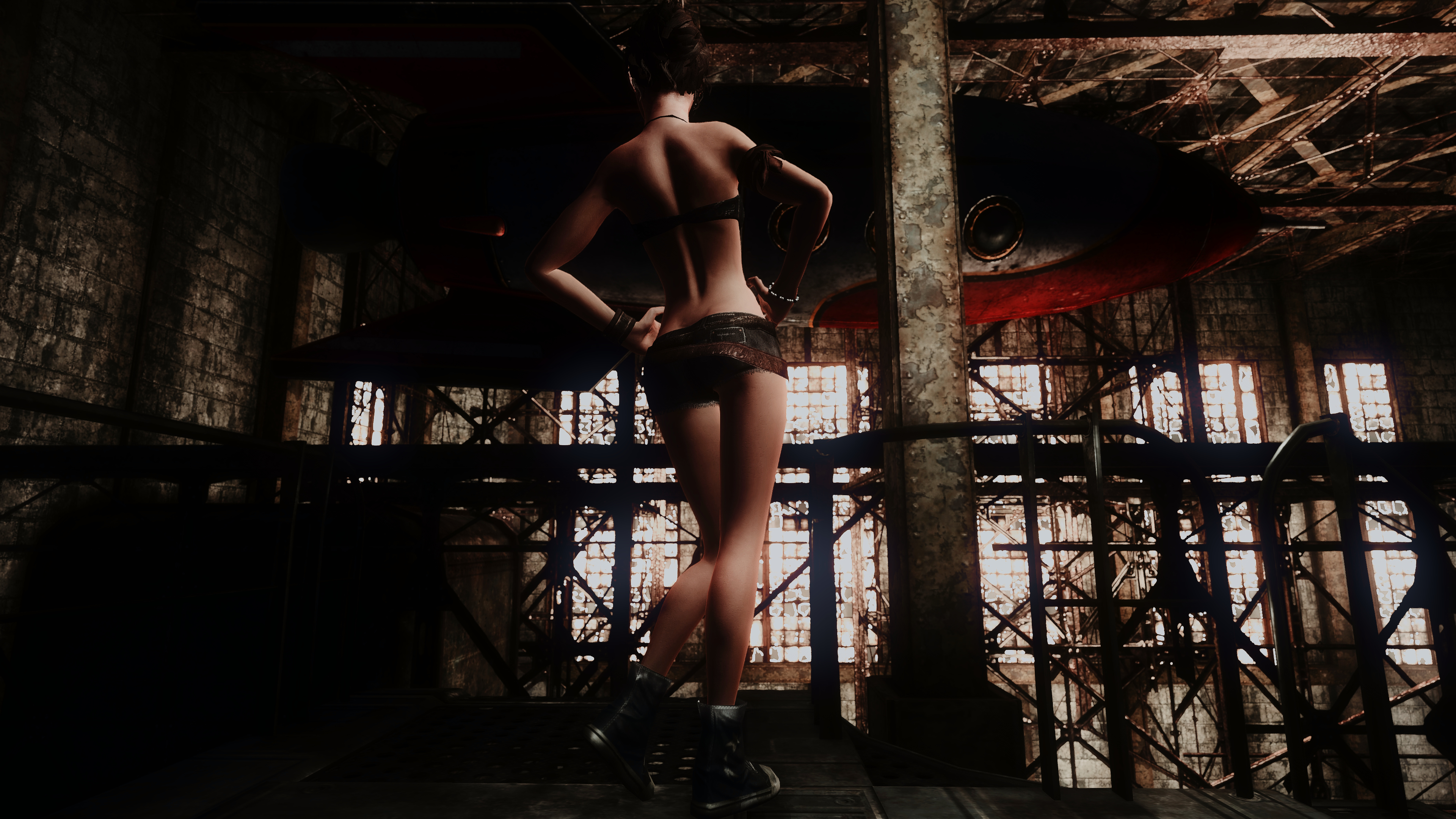Fallout Screenshots XIV - Page 11 49353787171_ec9670620e_o