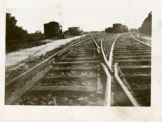 railroad switch view